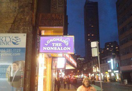 Longhair The Nonsalon