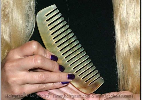 Longhair Comb