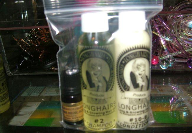 Longhair Oil