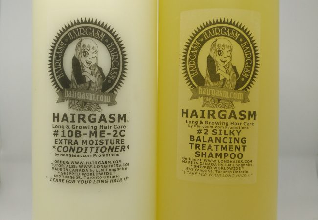 Longhair Shampoo and Conditioner