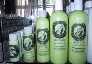 Longhair Shampoo and Oil