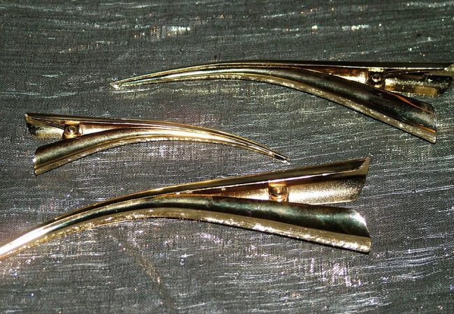 More but Gold Plated Pike Clips... Many Sizes Very Strong Unique Alignment