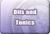 Longhair Oils and Tonics